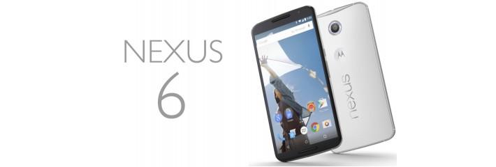 Carcasas Nexus 6