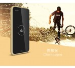 Cargador Inalámbrico Qi y Power Bank 10.000Mah Love Mei