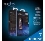 iPhone 7 Lamina de Vidrio Templado Nuglas