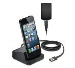 Base Cargadora iPhone 5/5S/SE/6/7 MFI Certificada Kensington