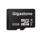 Memoria Micro SD 32GB Clase 10 U1  2 en 1 Tarjeta Adaptadora SD Gigastone
