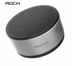 Parlante Bluetooth S10 Lector Micro SD Plateado Rock